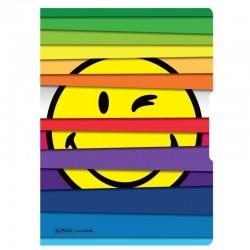 HE CAIET A4 40F 9476070 AR MY.BOOK FLEX SMILEY