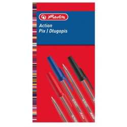 HE PIX HERLITZ ACTION 50/SET ROSU 9476520