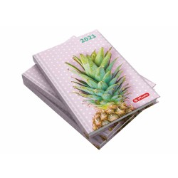 HE AGENDA DATATA ZILNICA A5 ZENTANGLE 2021 9485790 PINEAPPLE