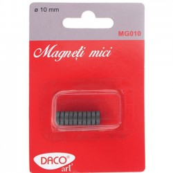 ADA MAGNETI DACO 10MM 10/SET MG010