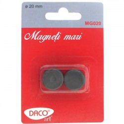ADA MAGNETI DACO 20MM 10/SET MG020