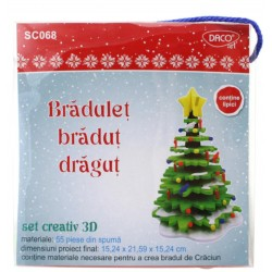 ADA SET CREATIV SC068 BRADULET