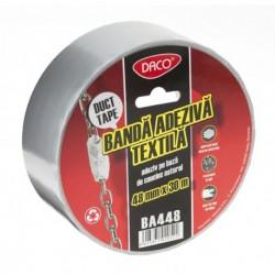 BANDA ADEZIVA TEXTILA DUCT TAPE 48MM*30M DACO BA448