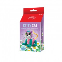ADA PLASTILINA USOARA DACO KITTY CAT PL602