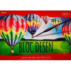 ADA BLOC DESEN DACO A4 250G 15 COLI BD426