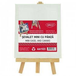 ADA SEVALET MINI SI PANZA 10*12CM AA103