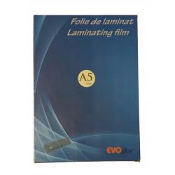 GOL FOLIE LAMINAT A5 80MICRONI EVOFFICE 100/SET