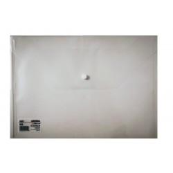 LEC MAPA PLASTIC A4 DELI CU BUTON TRANSPARENTA DLEF10412