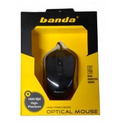 GEN MOUSE USB OPTICAL B300 BANDA
