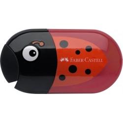 LEC ASCUTITOARE FABER-CASTELL CU RADIERA BUBU FC183526
