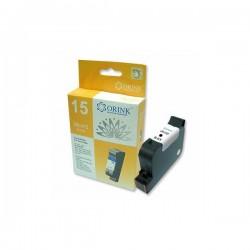 MAS CARTUS HP 15 BK XL FOR USE