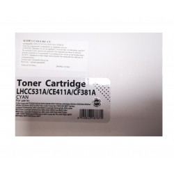 NEO TONER HP CE411A CYAN FOR USE