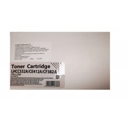 NEO TONER HP CE412A YELLOW FOR USE