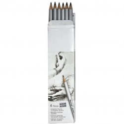 PEN CREION GRAFIT HB-8B MARCO RAFFINE 6/SET 5111/5504