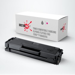 MAS TONER SAMSUNG CLP360 MAGENTA FOR USE