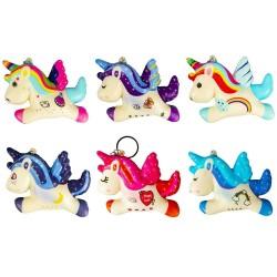 Ro Squishy Figurina Breloc Unicorn 31031