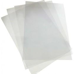 MID COPERTA PLASTIC A4 TRANSPARENT
