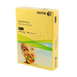 HARTIE COLOR A4 80GR 500/SET XEROX BUTTERCUP