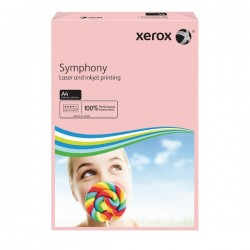 HARTIE COLOR A4 80GR 500/SET XEROX PINK