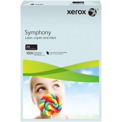 CARTON COLOR A4 160GR 250/SET XEROX BLUE