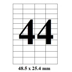 ETICHETE AUTOADEZIVE 44/A4 100/SET