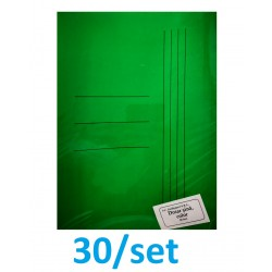 DOSAR SINA CARTON GOLD 30/SET VERDE INTENS