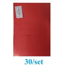 DOSAR PLIC CARTON GOLD 30/SET ROSU