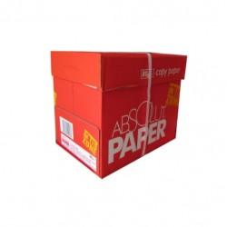 HARTIE IMPRIMANTA A4 ABSOLUT 80 gr/m2 500 coli/top 5 top/cutie PROMO