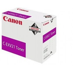 TONER CANON C-EXV21M ORIGINAL MAGENTA C2380I 14000PAG