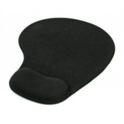 OMEGA GEL MOUSE PAD BLACK [42125]