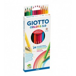 FIL CREIOANE COLOR GIOTTO COLORS 3.0 276700 24/SET