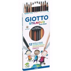 FIL CREIOANE COLOR GIOTTO STILNOVO 257400 12/SET
