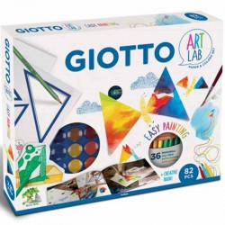 FIL SET CREATIV GIOTTO TEHNICA PICTURA 581300