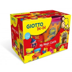 FIL JOC MODELAJ 3D GIOTTO BEBE MAGIC CASTLE 479600