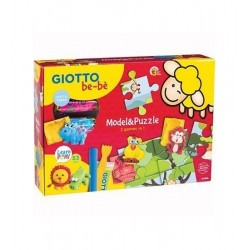 Fil Set Creativ Giotto Bebe Model Si Puzzle 479800
