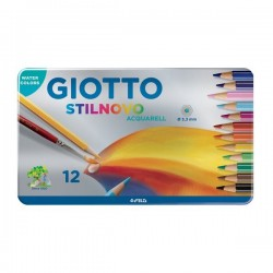 FIL CREIOANE AQUARELL GIOTTO STILNOVO 256200 12/SET CUT METAL