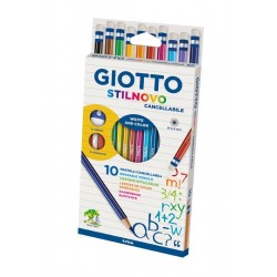 FIL CREIOANE COLOR GIOTTO STILNOVO 256800 10/SET RADIERA