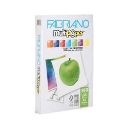 Hartie FABRIANO Multipaper A3, 200gr/m2, 250 foi