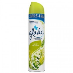 OVM GLADE SPRAY 300 ML LILLY OF VALLEY 661208