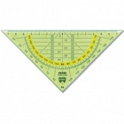Ard Echer Geometric 45 Grade, 16cm Flexibil Elgeo300