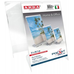 ARD DISPLAY FOTO A4 21*29.7 CM ARDA 80VA4CR