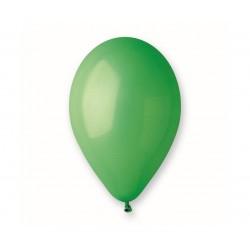 God Baloane Latex Gemar G120, 33cm, Pastel Green, 50/set G120/12