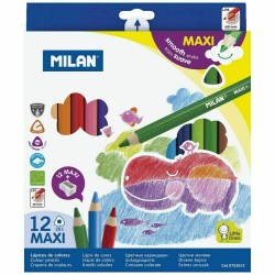 ADA CREIOANE COLOR MILAN 12/SET MAXI TRI