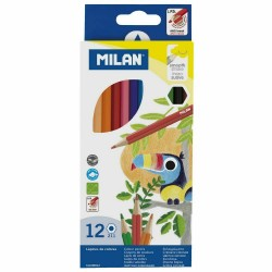 ADA CREIOANE COLOR MILAN 12/SET HEXAGONALE 80012
