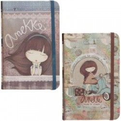 CP NOTES ANEKKE ASSORTED 9*14CM 23710A1