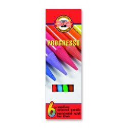 KOH CREIOANE COLOR PROGRESSO 6/SET K8755-6