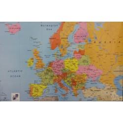 KOH MAPA BIROU HARTA EUROPEI 44*68 KPP5-826-E