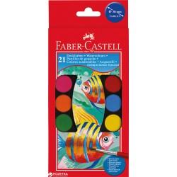 LEC ACUARELE FABER-CASTELL 12/SET FC125011