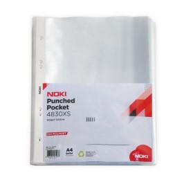 LEC FOLIE PROTECTIE A4 NOKI 30 MICRONI 100/SET NK4830