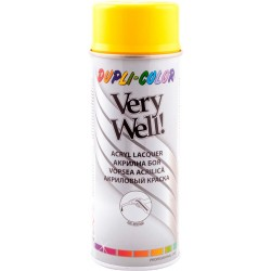 TEM SPRAY ACRIL VERY WELL 400ML 1021/380002 GALBEN LUCIOS